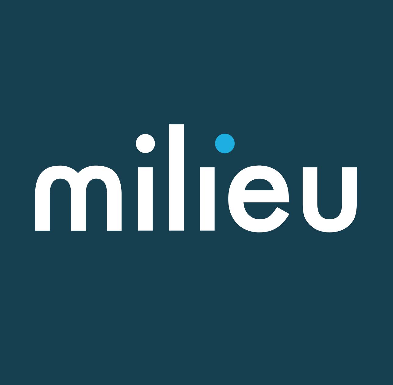 milieu logo