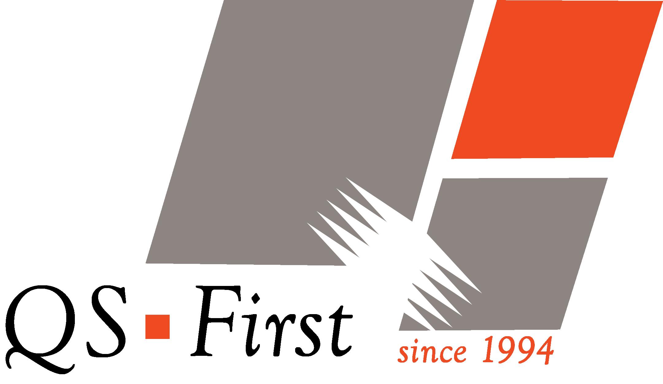 QS First Logo