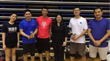 MRSS Sports Events - Badminton - 2