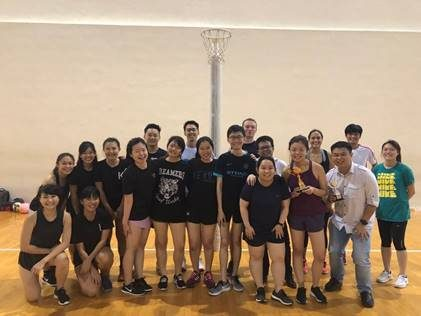 MRSS Sports Events - Netball - 1