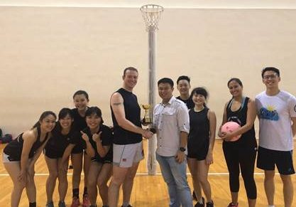 MRSS Sports Events - Netball - 2