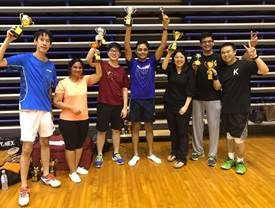 MRSS Sports Events - Badminton - 4