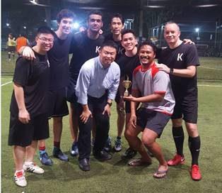 MRSS Sports Events - Futsal - 3